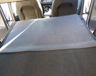Kofferraummatte Wendematte mit Ladekantenschutz VW Touran 2 ab 2015