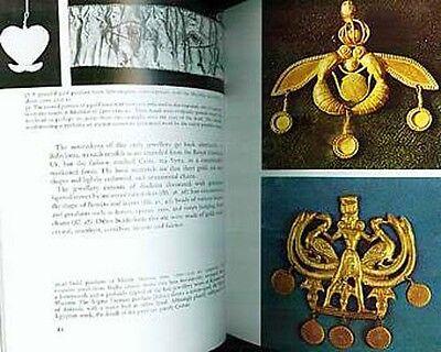 Ancient Greek Minoan Mycenaean Cycladic Islands Thera Art Frescoes Jewelry Masks 6