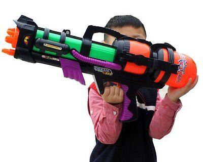 "23"" Giant Water Gun Pump Action 65cm Mega Super Soaker Beach Garden Toy 921 2"