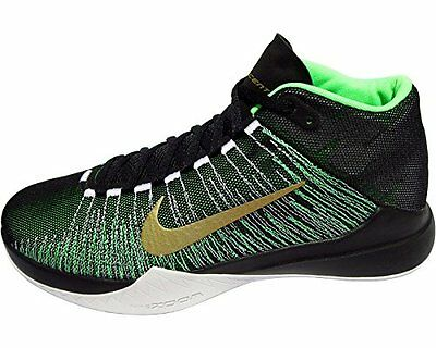 online store 4a72a 1654d ... NIKE ZOOM ASCENTION SNEAKERS MEN SHOES SIZE 11 Colors BLACK GREEN  832234-002 4