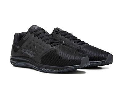 7cc1fcc7d9879 ... 3 of 8 NIB Men Nike Downshifter 7 Running Shoes Dart Revolution  Initiator Med   4E Blk 4