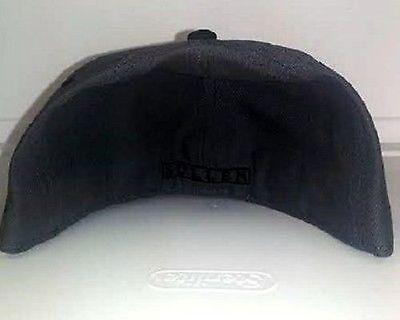 Sullen Men/'s Ne Eternal Fitted Hat Gray   Hip Hop Skull Clothing Apparel