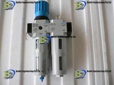 Festo Frc-1/2-D-Midi Pneumatic Frl-F Combo159590 2