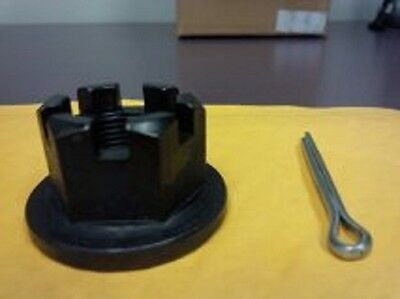 Universal Rotary Cutter Gearbox Nut With Cotter Pin 2
