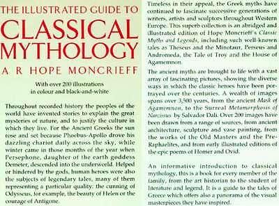 HUGE Illustrated Guide Classical Mythology 200 Pix Salvadore Dali Roman Greek 2