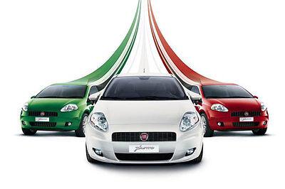 Fiat Punto 71753777 51826529 51826526 71753776 51869095 51927086 51892950 C5002