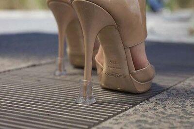 Wedding mates High Heel Stiletto Heel Stoppers Protectors Brides Bridesmaid UK