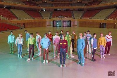 NCT 2018 [EMPATHY] Album DREAM/REALITY RANDOM CD+Photo Book+Card+Diary+Tracking