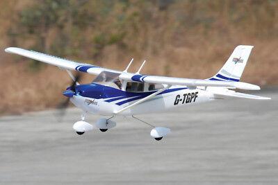 Giant 1/4 Echelle Cessna 182 Skylane Plans et Gabarit 120ws Toys ...