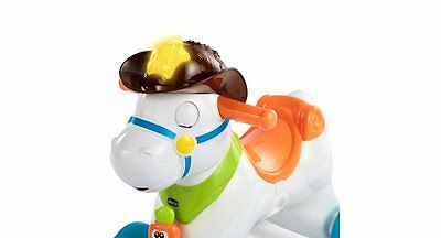 Chicco Rodeo Con Dondolo.Giochi Chicco Baby Rodeo Cavalluccio Con Ruote Cavallo Dondolo