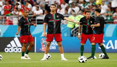 Dettagli su Nike Cristiano Ronaldo Portogallo Squadra Ragazzi Allenamento Maglia