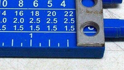 "Lot Of 6 Nos Vintage 1 1/2"" X 1 1/2"" X 3/8"" Wrought Flat Corner Irons Dm 7"