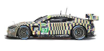 3 Of 5 Spark S4666 Aston Martin Vantage Art Car #97 LMGTE PRO Le Mans 2015  1/