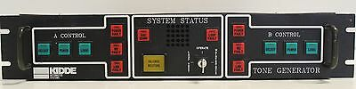 Kidde Automated Systems Fire Protection Monitor Instruments Tone Generator 2