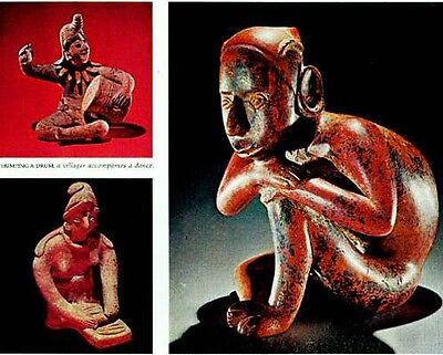 Great Ages Man Ancient America Aztec Maya Inca Toltec Olmec Zapotec Nazca Mohica 3