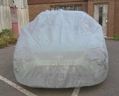 Quality Water Resistant Breathable Full Car Cover To Fit Ford Focus Mk2 (M) 3