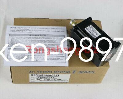 1PC NEW Yaskawa servo motor SGMAS-04ACA21 #HC 5
