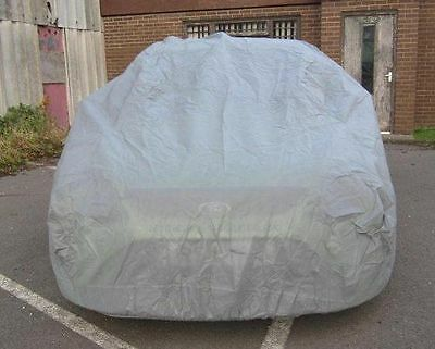 Breathable Water Resistant Indoor Outdoor Full Car Cover for Mercedes SLK-Class 3