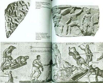 History of Roman Gladiators Bustuarii Coliseum Pix: Mosaics Ampitheatres Arenas 5