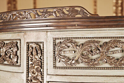 French Salon Cabinet in Louis Seize Style / Classicism 7