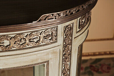 French Salon Cabinet in Louis Seize Style / Classicism 6