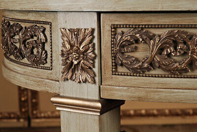French Salon Cabinet in Louis Seize Style / Classicism 11