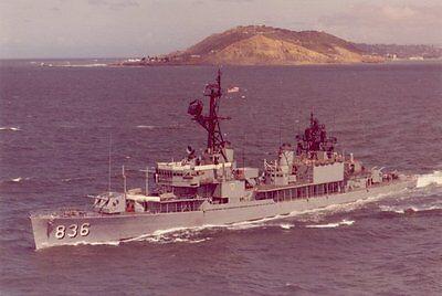 MacKenzie DD-836 T-Shirt US USN Navy USS George K