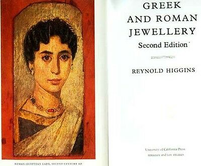 Ancient Greek Roman Jewelry Etruscan Minoan Crete Mycenaean Hellene RARE Classic 2