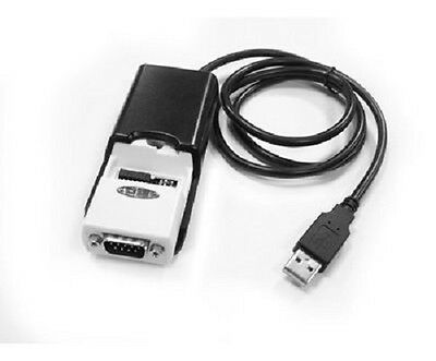 RS232 Titan USB to serial adapter FTDI includes transmit and receive lights