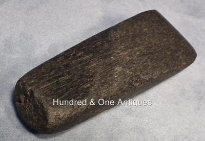 Antique Pre Columbian Mayan Stone Celt Axe Post-Classic A.D. 900-1500 Maya 3