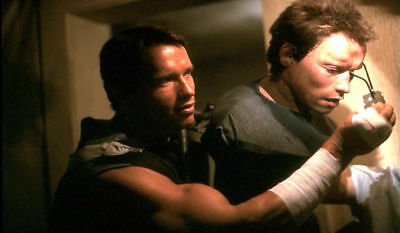 Arnold Schwarzenegger Terminator 1 SPFX Life Mask Bust 10