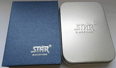 Rainbow Personalised Star Engraved Lighter In Gift Tin 2
