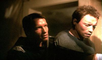 Arnold Schwarzenegger Terminator 1 SPFX Life Mask Bust 9