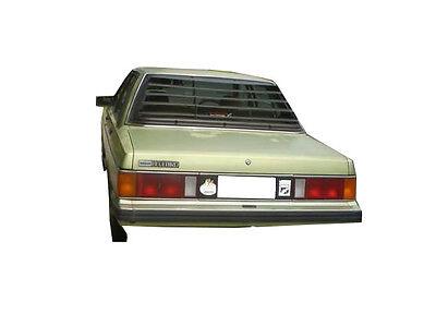 DASH MAT, DASHMAT, Dashboard Cover Fit Nissan Bluebird 1984-1987, Black