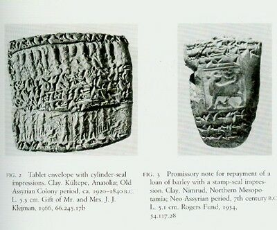 Near Eastern Stamp + Cylinder Seals Demons Kings Gods Bactria Syria NY Met Pix 2