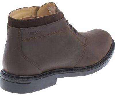 Sebago Turner Chukka Waterproof Boot B810251 Dark Brown Waterproof Leather NEW