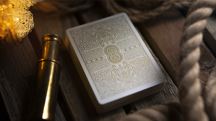 King and Legacy: Gold Edition Marked Playing Cards 4