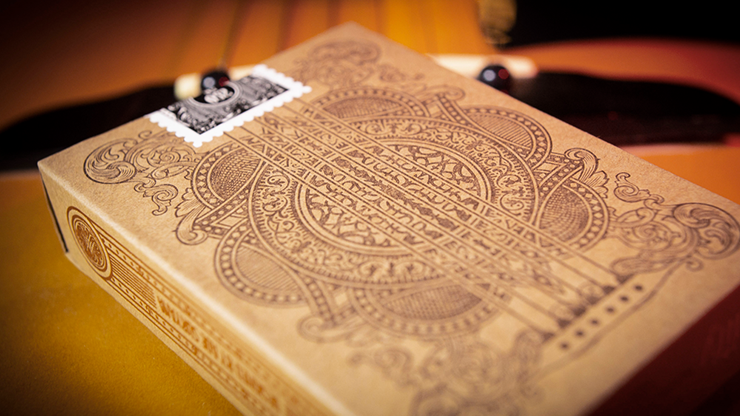 Limited Edition Six Strings Playing Cards - LIMITED 3