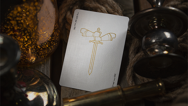 King and Legacy: Gold Edition Marked Playing Cards 5