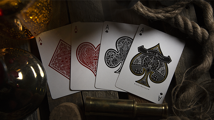 King and Legacy: Gold Edition Marked Playing Cards 6