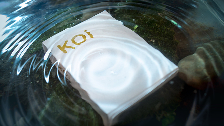 Koi V2 Playing Cards by Byron Lueng 2