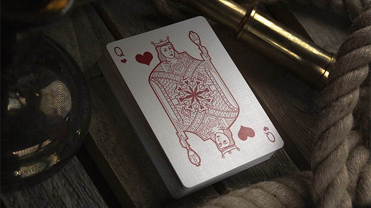 King and Legacy: Gold Edition Marked Playing Cards 7