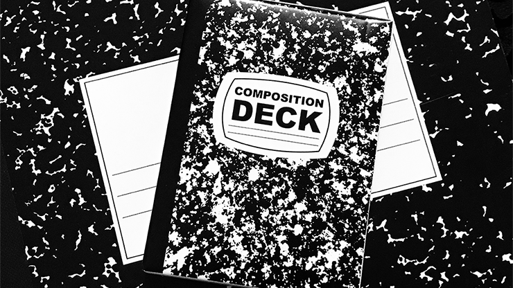 Limited Edition Composition Deck Playing Cards - LIMITED 2