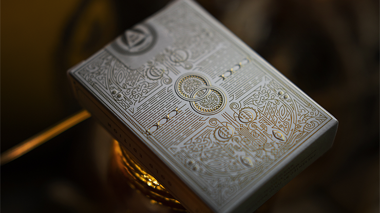 King and Legacy: Gold Edition Marked Playing Cards 3