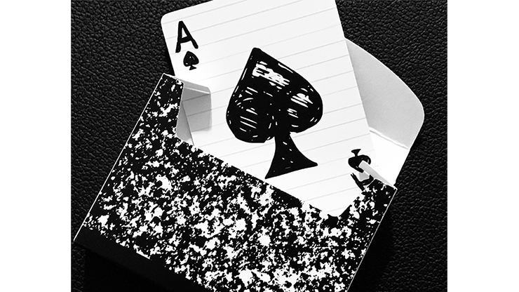 Limited Edition Composition Deck Playing Cards - LIMITED 3