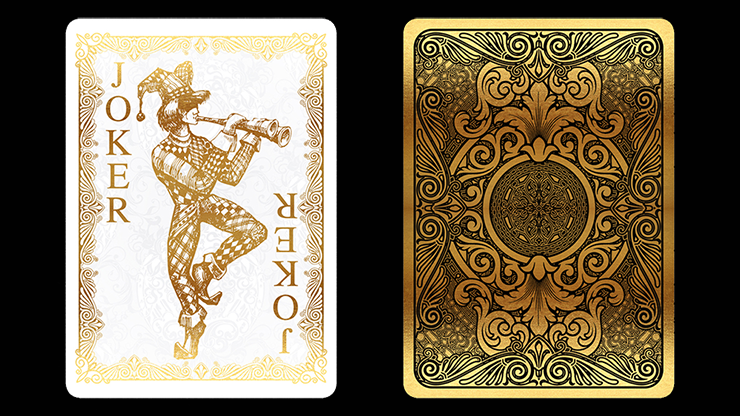 Bicycle Gold Deck by US Playing Cards 3