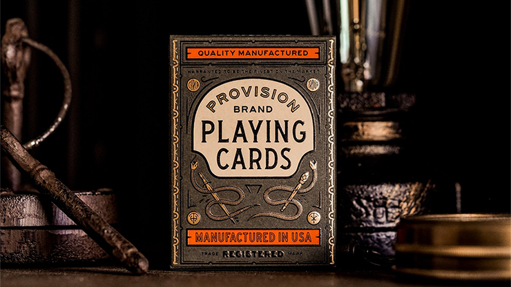 Provision Playing Cards by theory11 2