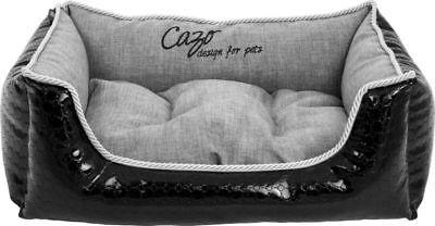 De Luxe Lit Pour Chien Chiot Panier Animal Canapé Coussin Lits Xs Xl