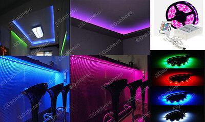 High Quality Waterproof Rgb Led Colour Changing Led Strip Lighting Set 3
