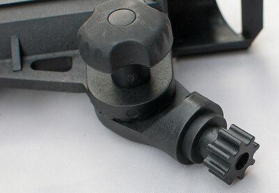 Railblaza Rod Holder II│Adjust 360° To 90°│Flexible /& Convenient│White│02402021